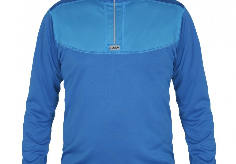 Paramo Men's & Women's Cambia Zip Neck Review.