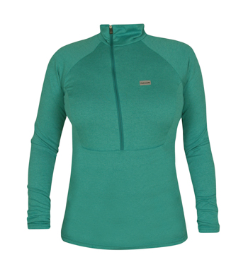 Paramo Women's & Men's Tempro Zip Neck-Review.